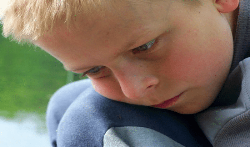 Is there a child mental health crisis?